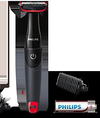Philips - Philips Bodygroom BG105/11 Erkek Bakım Seti